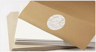 Kraft Envelopes Printing Envelope Grocer Printed Address