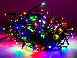 Lichterkette Bunt Innen : led lichterkette 80 leds bunt 230v ip44 innen au en ~ Watch28wear.com Haus und Dekorationen
