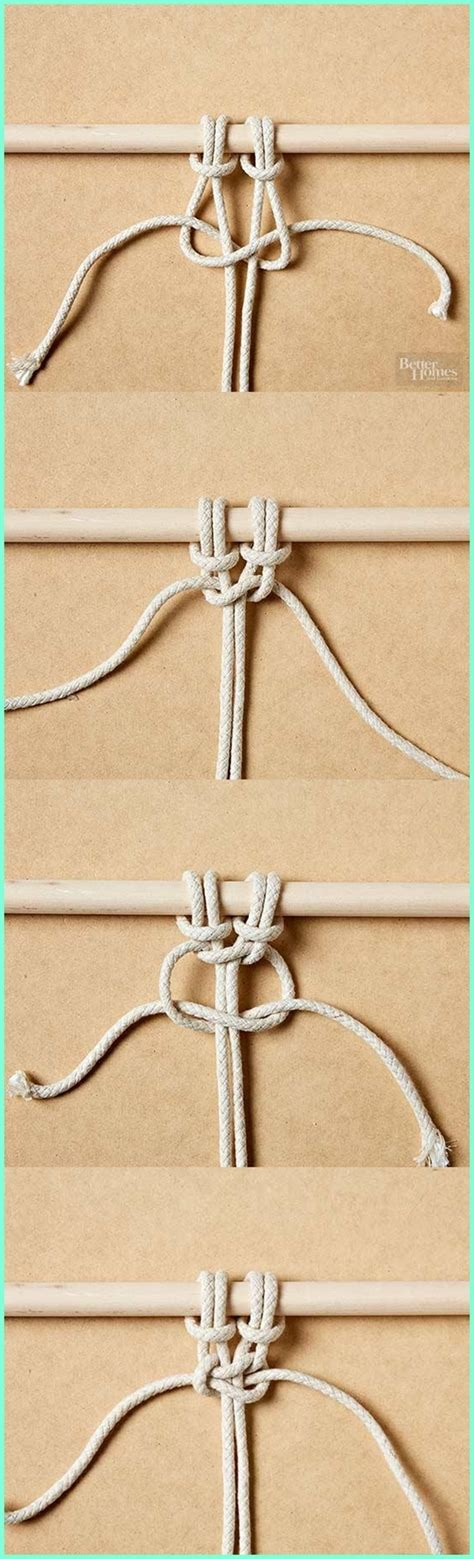 amazing macrame knots tutorials bored art