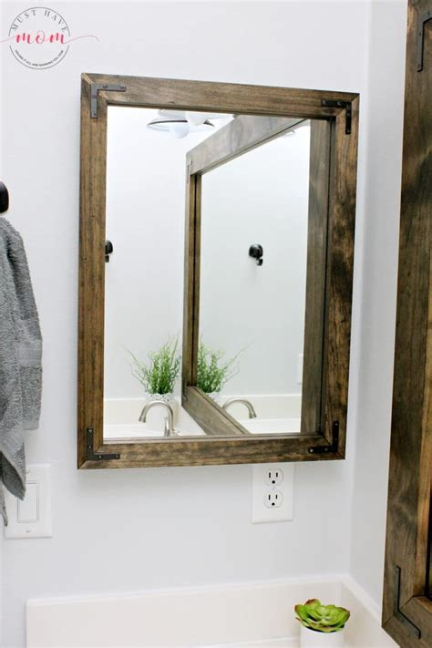 Perfect Farmhouse Style Bathroom Vanity Mirrors Most Popular