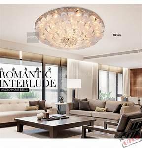 Plafonnier Chambre Adulte : good plafonnier moderne led en cristal pour restaurant ~ Melissatoandfro.com Idées de Décoration