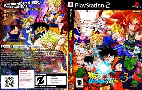 Dbz Bt3 Dragon Ball Z Budokai Tenkaichi 3 Version Latino