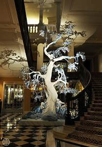 This Year's Immersive Christmas Tree at Claridge's and The ...