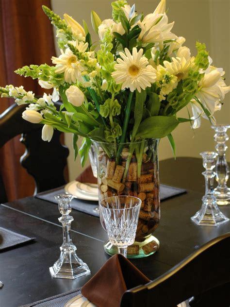 flower arrangement ideas for dinner photos hgtv