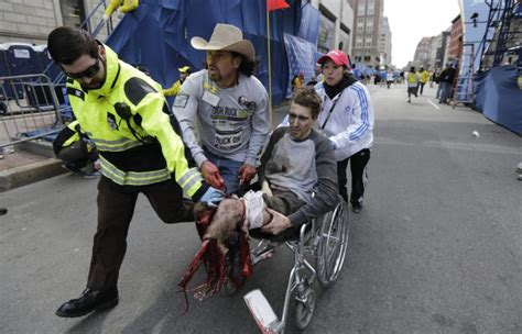 chaise bauman review of jeff bauman legless boston bombing