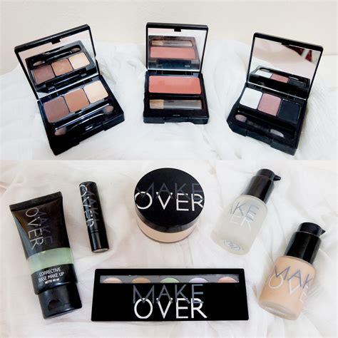 Harga Produk Make Up Merk Makeover make up haul make brand review colored canvas