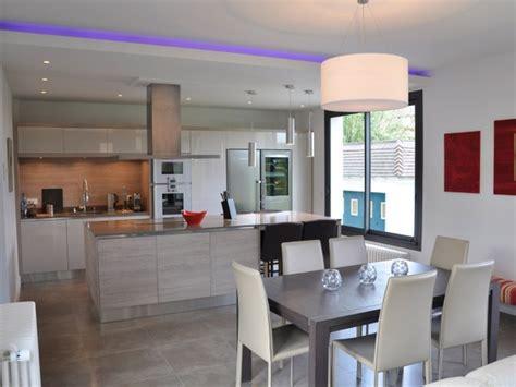 exemple de cuisine ouverte mod 232 le cuisine ouverte sur salon cuisine id 233 es de