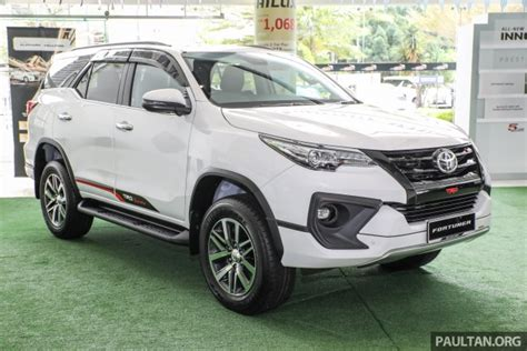 all new toyota agya gallery toyota fortuner 2 4 vrz 4 2 with trd kit