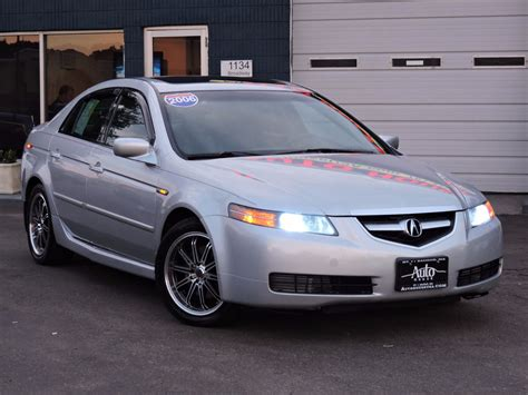 used 2006 acura tl 2 0t premium at saugus auto mall
