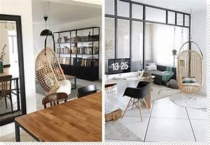 Fauteuil Suspendu Plafond : les 5 techniques pour installer un fauteuil suspendu d coration cr ative ~ Teatrodelosmanantiales.com Idées de Décoration