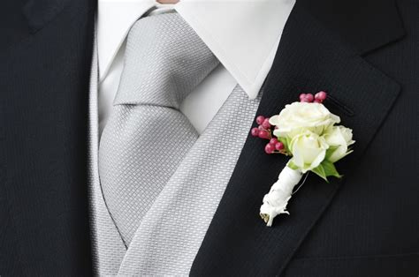 Wedding Accessories For Men : Father Of The Groom Outfit Ideas