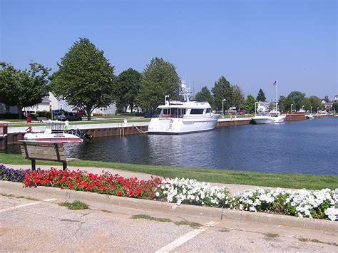 Hamlin Lake Boat Launch by Visit Ludington Visitors Guide To Ludington On Lake