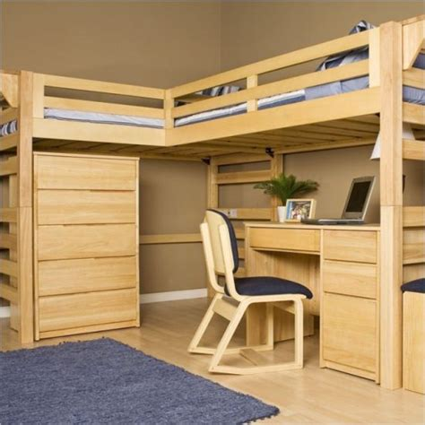 Ikea Bunk Beds With Desk by 45 Bunk Bed Ideas With Desks Ultimate Home Ideas