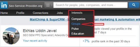 seo service provider leaving a in linkedin how to leave a in linkedin