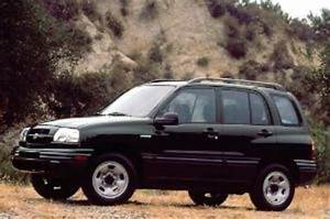 1998-2004 Suzuki Escudo  Grand Vitara Service Repair Manual