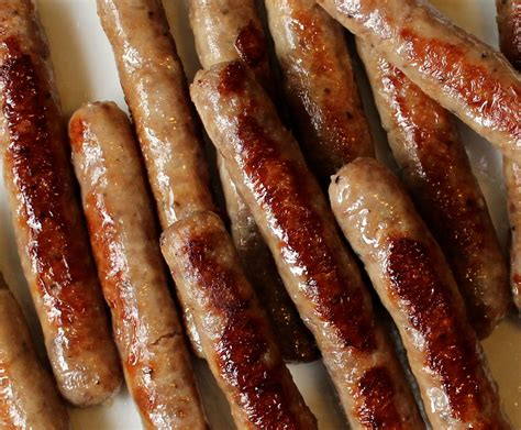 vermont maple breakfast sausage links