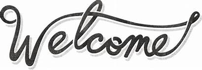 Welcome Glad Clipart Church Text Re Transparent