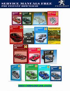 Peugeot 3008 Service Repair Manuals By Andrewmuscle