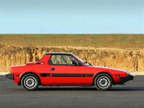 Fiat X19 by Fiat X1 9 Spot Storico