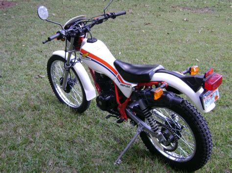 1986 Honda Tlr 200 Reflex !!!survivor!!! For Sale On 2040