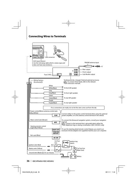 Kenwood Wiring Diagram Webtor