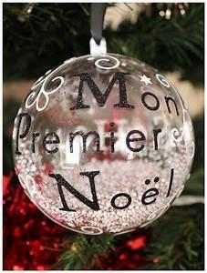 Ma Premiere Boule De Noel : les 25 meilleures id es de la cat gorie boule mon premier noel sur pinterest d coration de ~ Teatrodelosmanantiales.com Idées de Décoration
