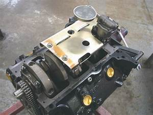Chevy 4 3l 262ci V-6 - Engine Build - Overview - Tech