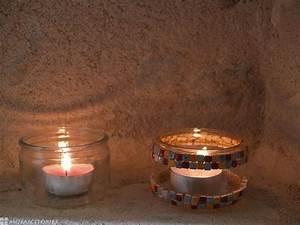 Kreativ Im Herbst : kreativ im herbst teelichthalter mit mosaiken selbermachen ~ Lizthompson.info Haus und Dekorationen