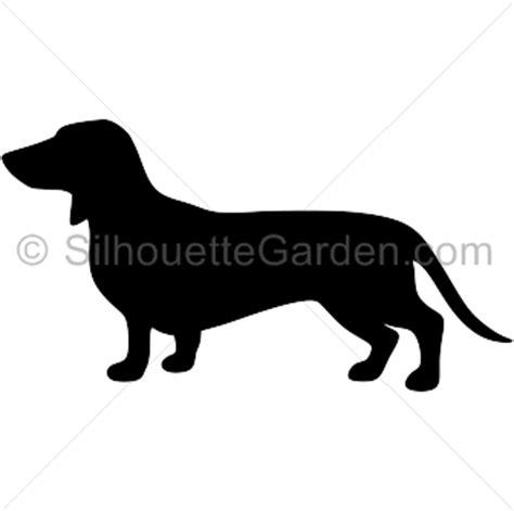 dachshund silhouette