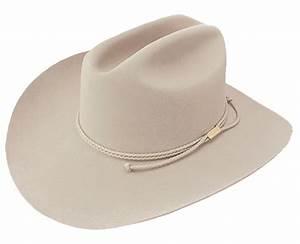 Stetson Carson New Frontier Fur Felt Cowboy Hat