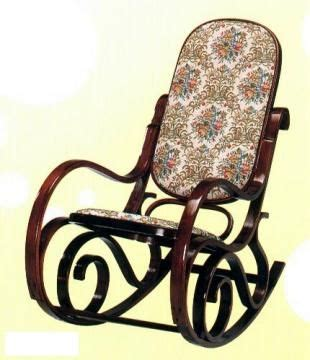 rocking chair bentwood rocking chair fabric