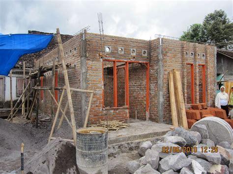 membangun rumah sederhana  biaya murah