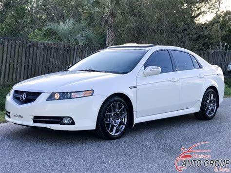Acura Tl Type S by 2007 Acura Tl Type S 4dr Sedan 5a In Orlando Fl Horizon
