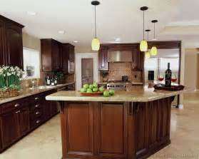 Kitchen Backsplash Ideas With Cherry Cabinets - Best Home