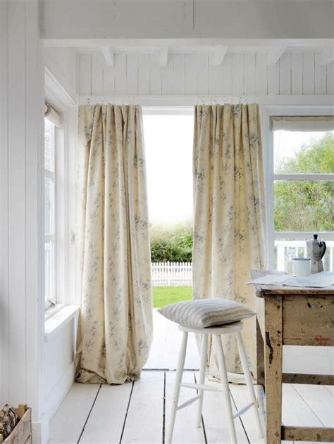 cortina de cocina ideas de telas  colores originales
