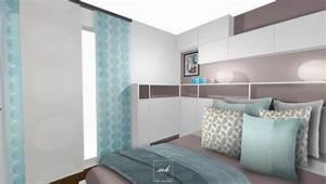 Chambre Parentale Cosy : etude appartement asni res mh deco ~ Melissatoandfro.com Idées de Décoration