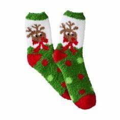 Fuzzy socks on Pinterest
