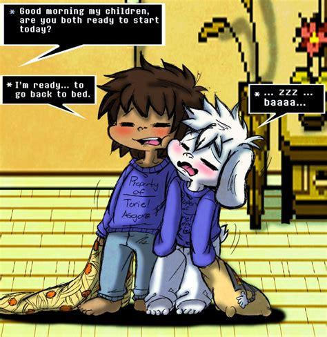 Undertale: Frisk and Asriel's Greatest Challenge by Neloku ...