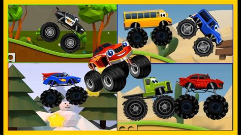 watch monster truck videos monster truck stunt monster truck videos for kids