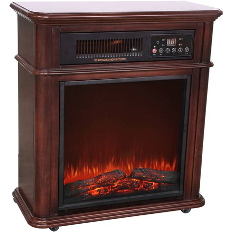 real flame ashley indoor electric fireplace black wash