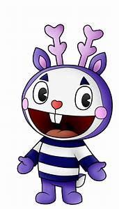 Mime Happy Tree Friends Png by Miqita on DeviantArt