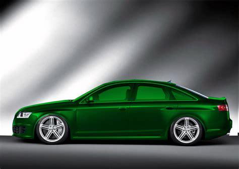 Der Neue Audi Rs6 Nach Der Leistungskur Von Oct Tuning