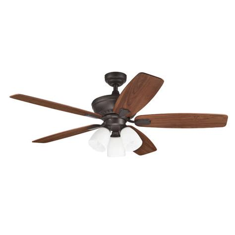 turn of the century fans turn of the century langner 52 quot oil rubbed bronze ceiling