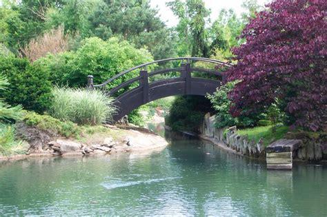 the bridge mizumoto japanese stroll garden springfield