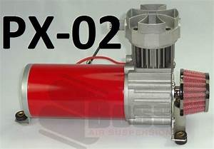 Boss Px02 Air Compressor Kit Toyota Prado 90 120 150