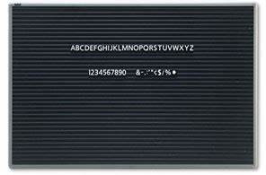 magnetic letter board 36w x 24h low prices save With magnetic sign board letters