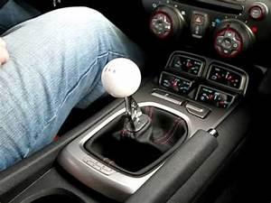 Hurst Billet  Plus Shifter Camaro5