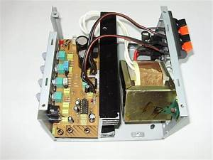 Tone-controlled Tda7377 Amplifier Project