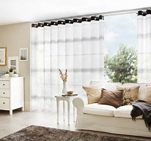 Fensterdeko Für Große Fenster : gardinen f r gro e fenster tipps zur auswahl ~ Michelbontemps.com Haus und Dekorationen