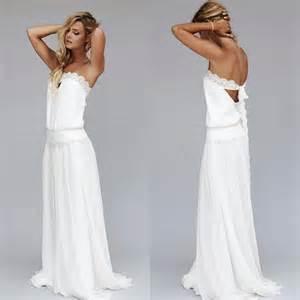 vintage wedding dresses cheap 2015 vintage dresses 1920s wedding dress cheap dropped waist bohemian strapless backless